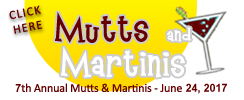 7th Annual Mutts and Martinis